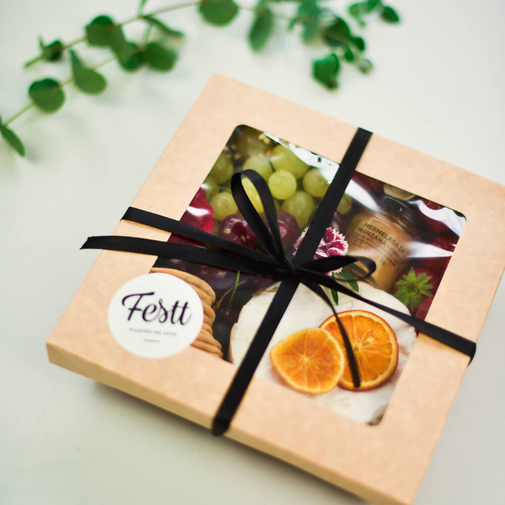 Caja regalo gourmet individual