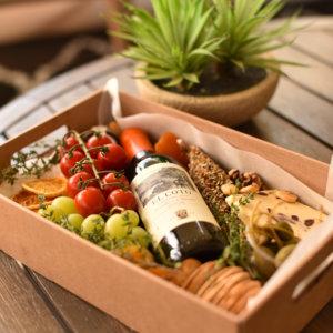 Caja regalo gourmet Terra