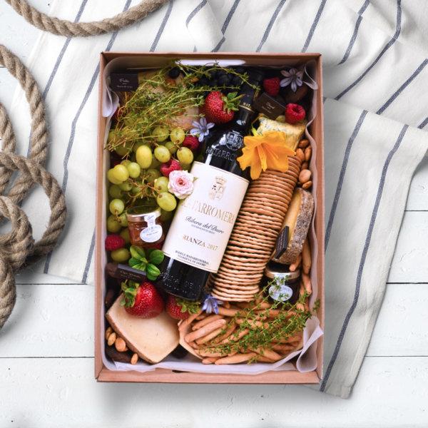 Caja quesos de autor festt