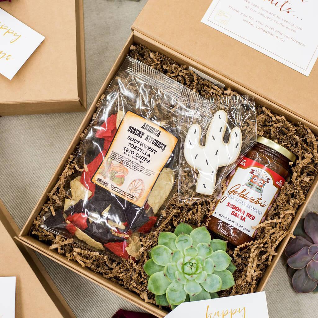 caja regalo gourmet eventos virtuales festt
