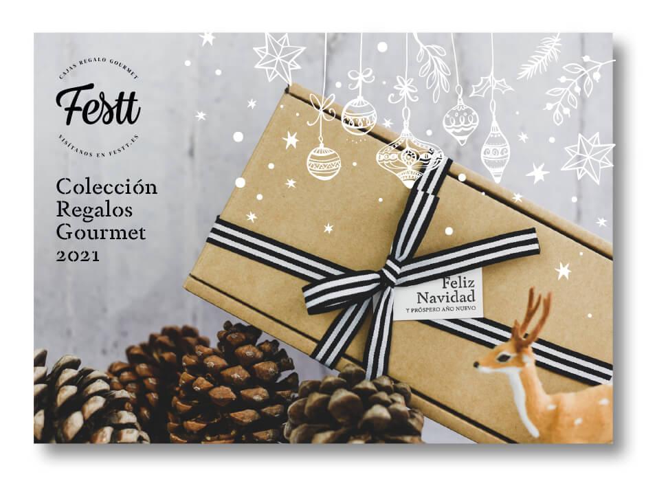 Catalogo regalos navidad 2021 Festt