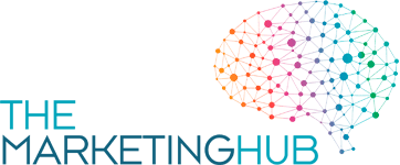 the marketing hub logo
