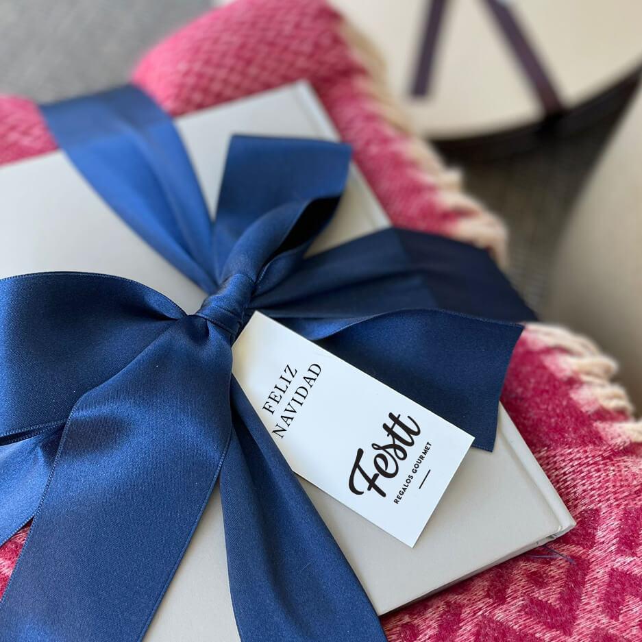 caja regalo gourmet navidad